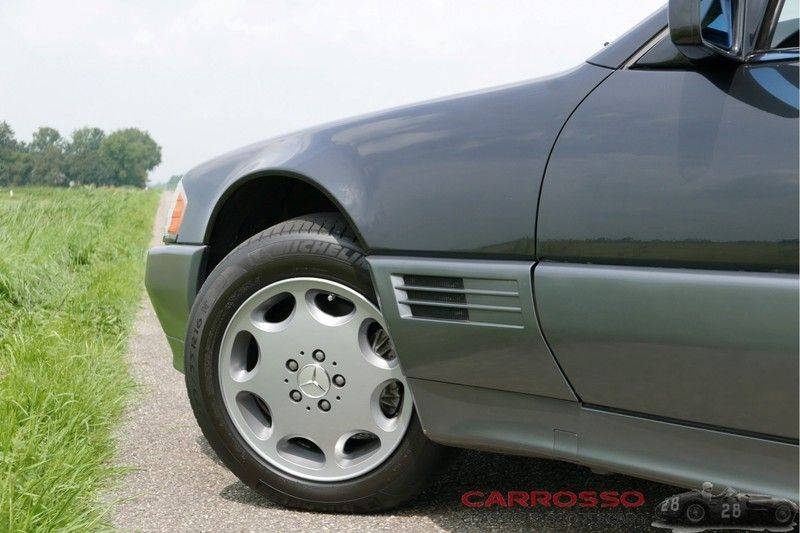 Mercedes-Benz SL-Klasse 300 SL-24 Automaat NL-Auto Hardtop afbeelding 20