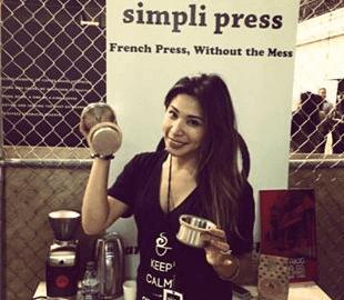 Jenni Morse, Founder at Simpli Press Coffee