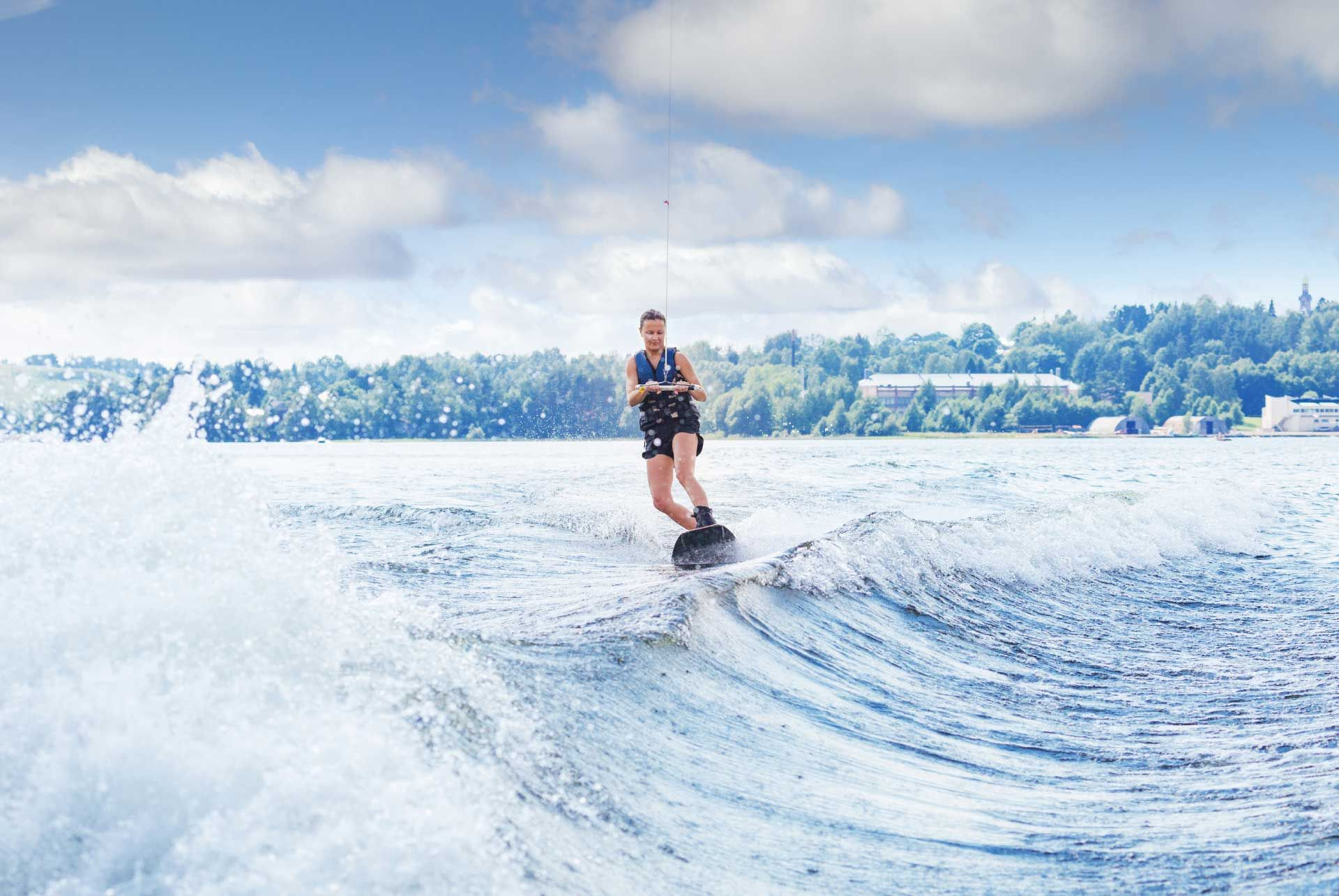 Wakeboarding & Water Skiing