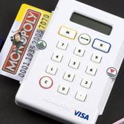 Monopoly Debit Card Machine