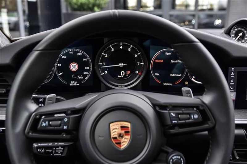 Porsche 911 4S SPORTDESIGN+4WSTURING+LIFT+BURMESTER NP.229K afbeelding 21