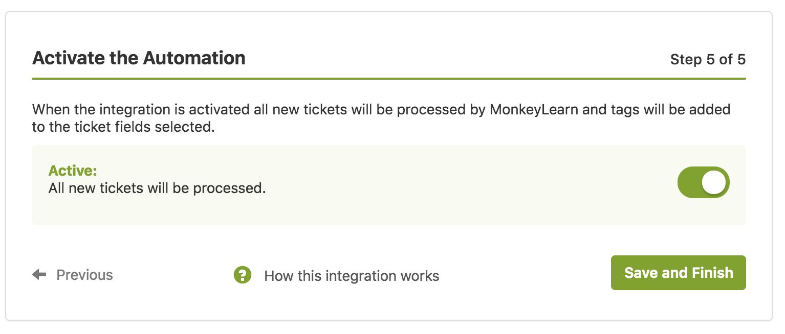 MonkeyLearn's Zendesk Integration Just Got Better