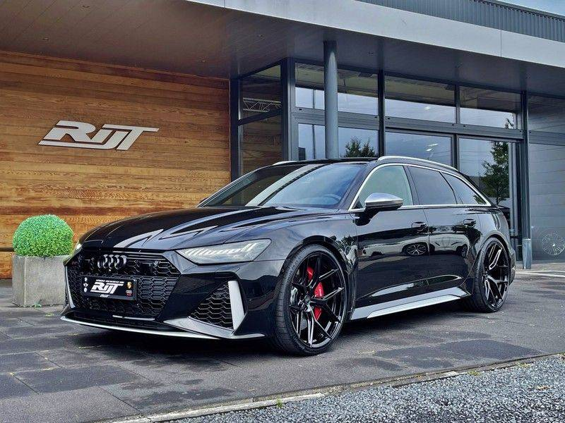 Audi RS6 4.0 V8 TFSI Quattro **B&O/4WS/RS Dynamic/ACC/Pan.dak/HUD** afbeelding 3