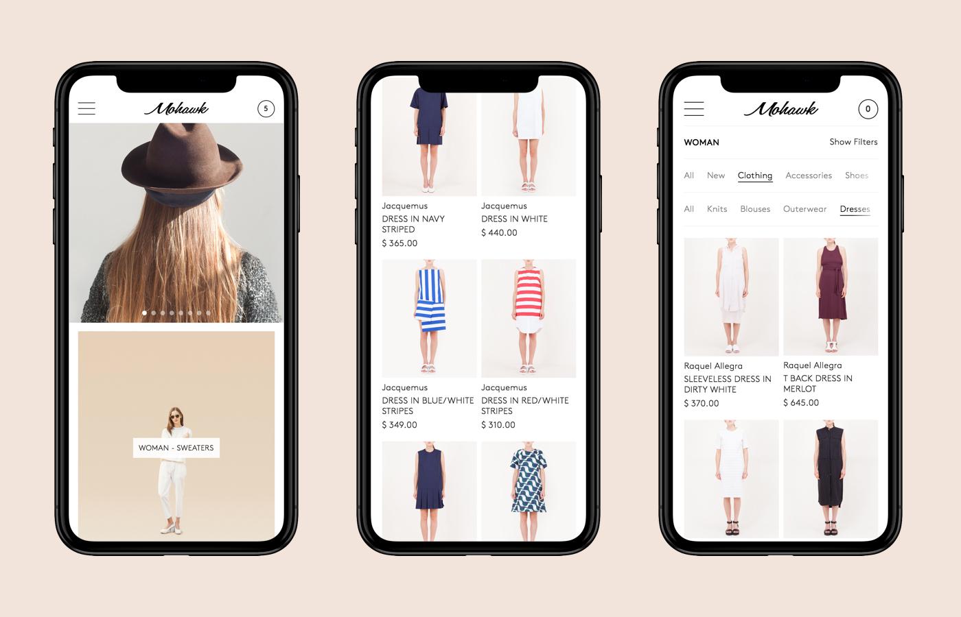 Mohawk General Store App