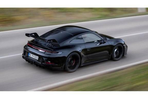 Porsche 911 992 GT3 SEPT 2021 AgateGray/PDK/CubSport/Chrono