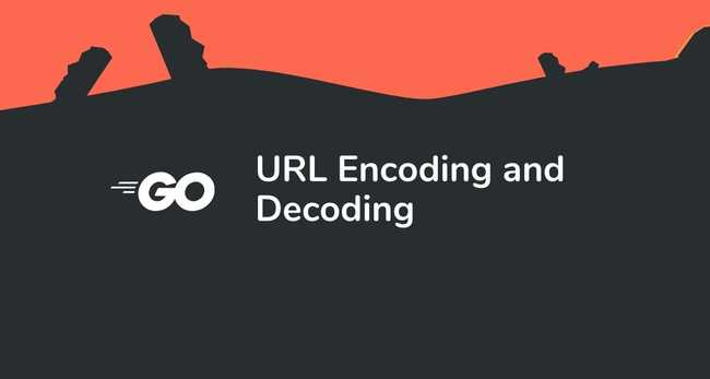 Golang URL Encoding and Decoding