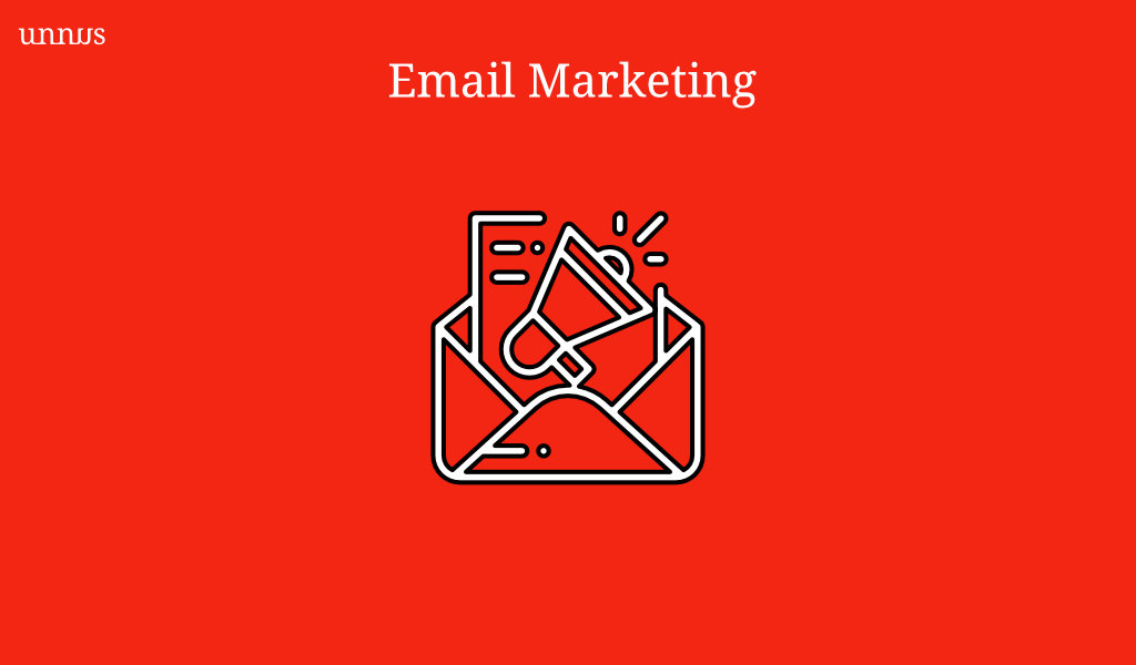 illustration of healthcare email marketing