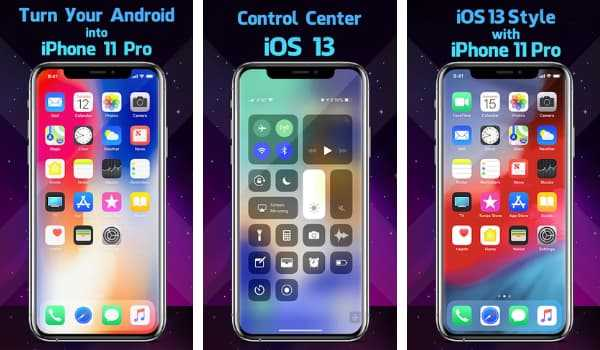 Phone 11 best iPhone Launcher