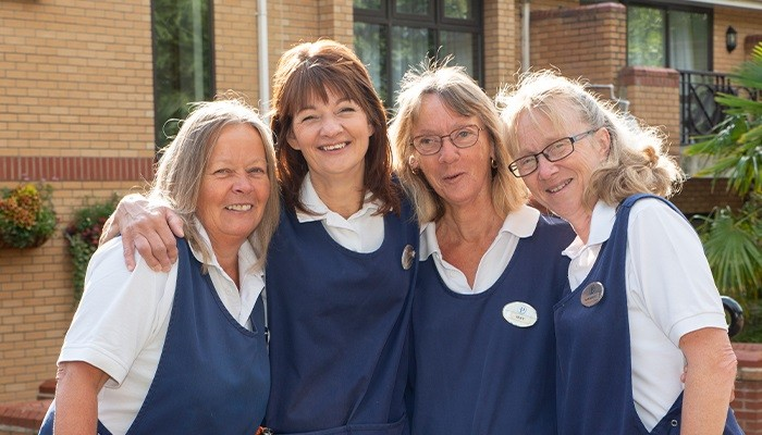 Celebrating International Housekeeping Week with a chat with the bungalows team