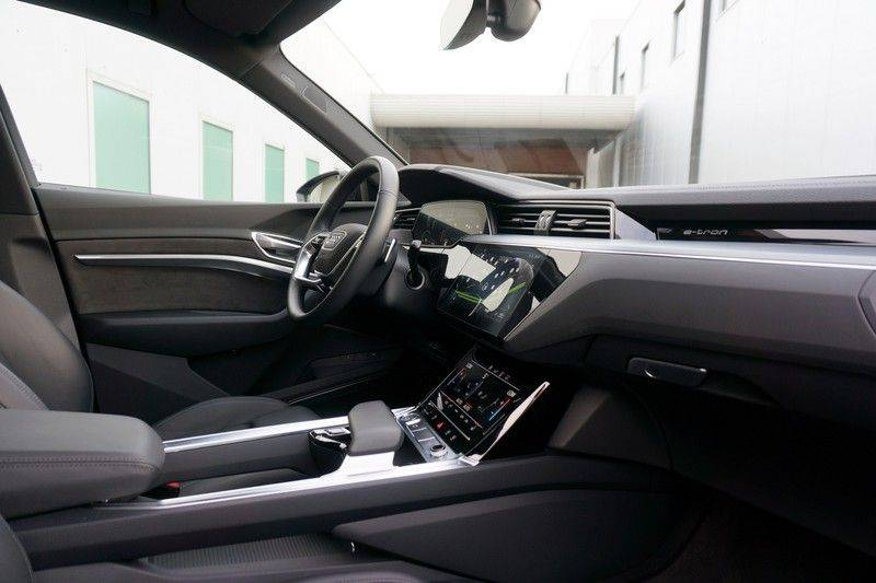 Audi e-tron 55 quattro *4% bijtelling *€180 netto bijtelling afbeelding 6