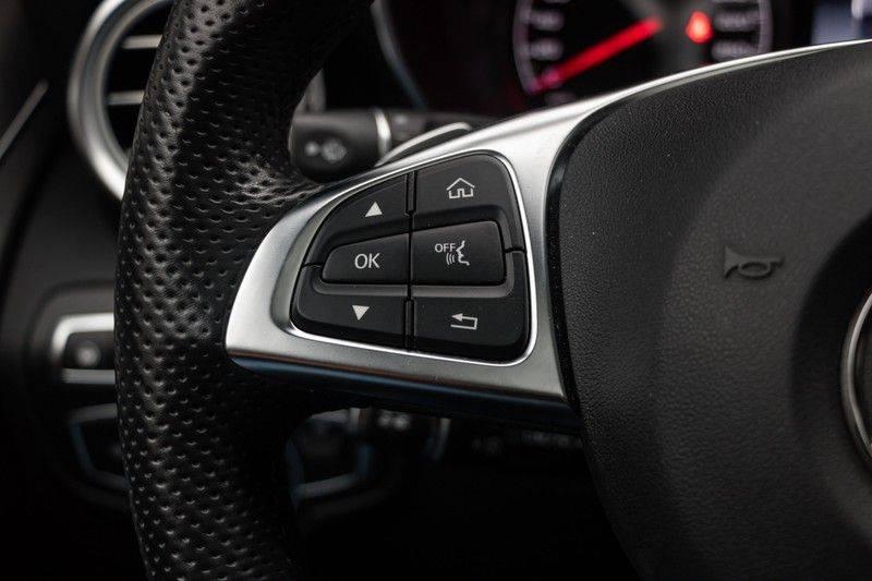 "Mercedes-Benz GLC GLC43 AMG 367pk 4Matic Panoramadak Luchtvering Nightpakket Distronic Keyless Burmester Sportleder+Memory Carbon AmbientLight ComandOnline 21"" Parktronic 360Camera Pdc afbeelding 20"