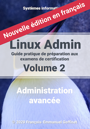 PDF Guide Linux Administration Volume 2 (ebook)