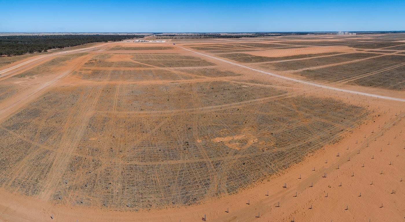 Sunraysia Solar Farm Site
