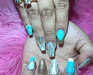 Nikki's Nails Gallery