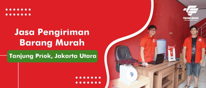 Jasa Pengiriman Barang Termurah di Tanjung Priok, Jakarta
