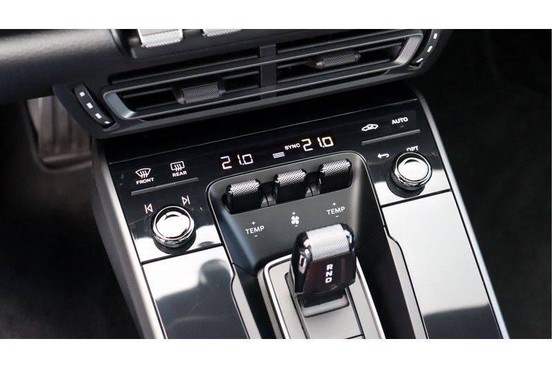 Porsche 911 3.0 Carrera S Sport Chrono, Sportuitlaat, Schuifdak, BOSE afbeelding 19
