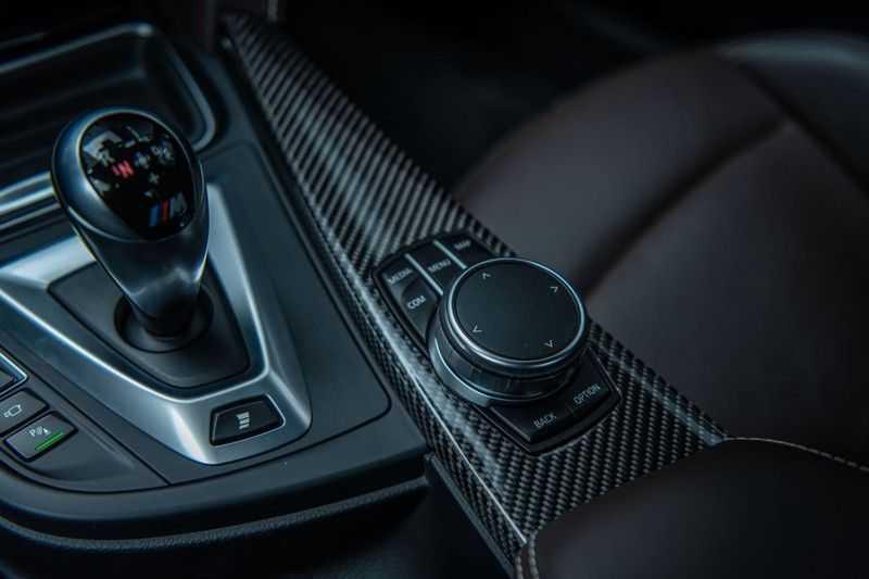 BMW 3 Serie M3 Competition DCTA, 450 PK, Facelift, Akrapovic, Harman/Kardon, Head/Up, LED, Surround View, Carbon, 2017, Org. NL!! afbeelding 15