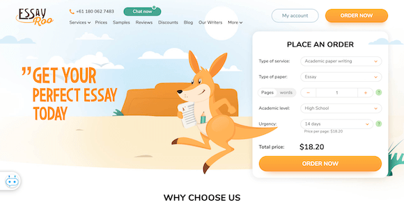 essayroo.com review