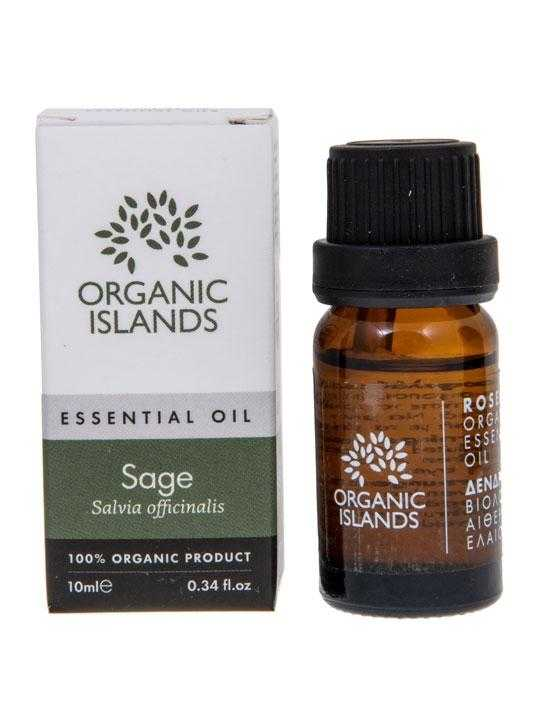 Bio-Salbeiöl  – 10ml