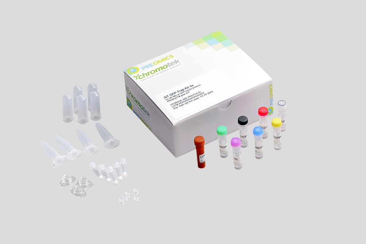 Sample Preparation iST GFP-Trap Kit