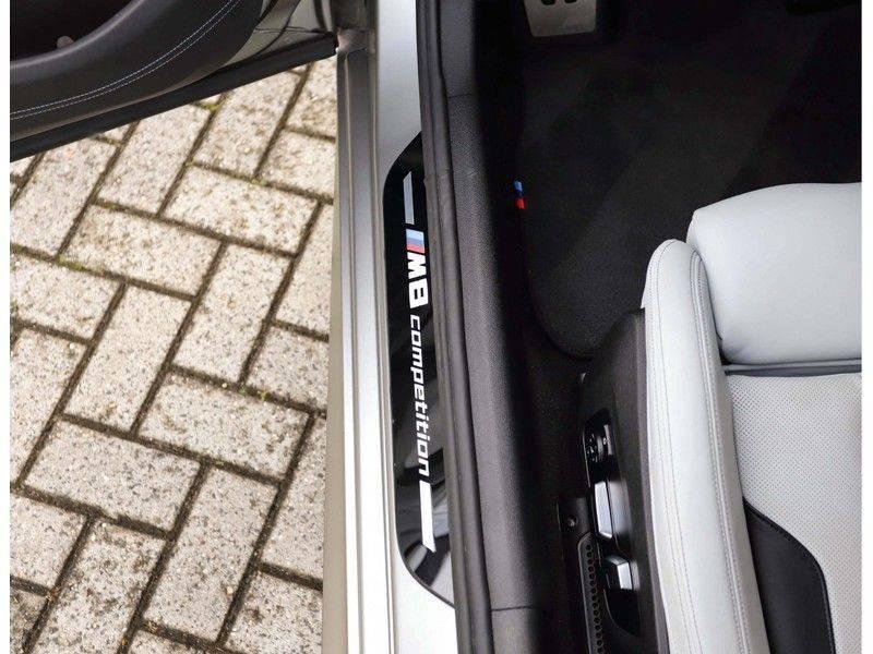BMW M8 Gran Coupé Competition *Carbon*HUD*B&W Diamond*Vol!* afbeelding 21