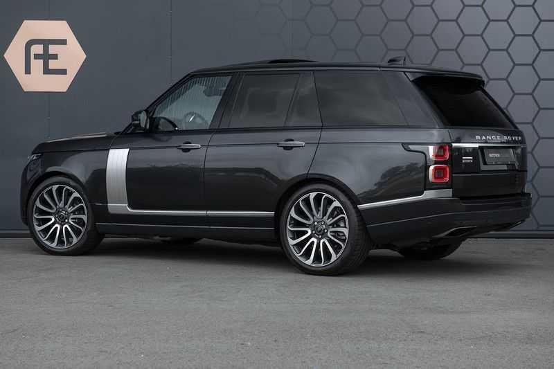 Land Rover Range Rover 4.4 SDV8 Autobiography Head Up, Adaptive Cruise Control, Gekoelde/ Verwarmde stoelen, Massage Functie afbeelding 2