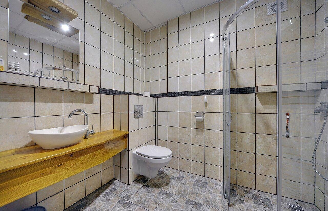 Łazienka • Pod Smerkami - Szklarska Poręba
