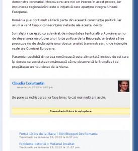 Comentariu blog Adrian Nastase