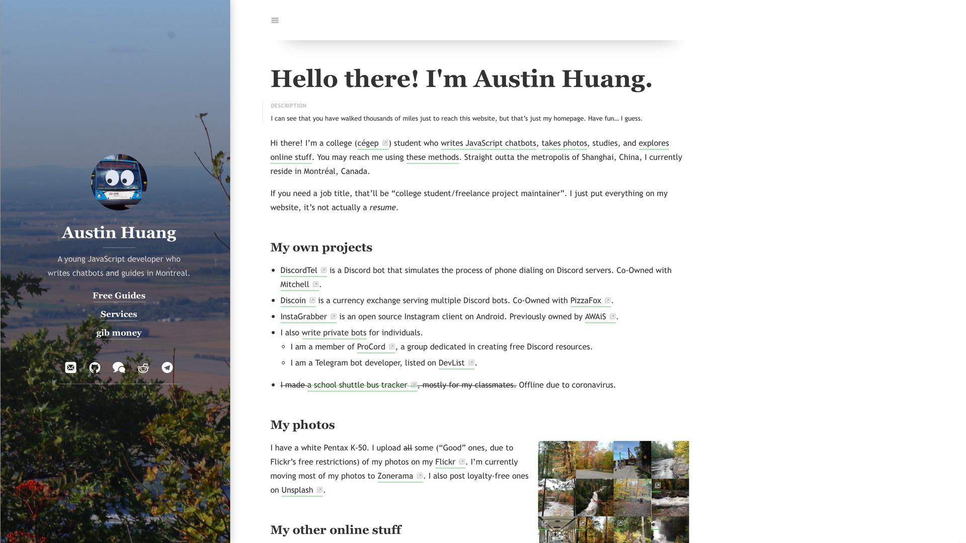 Austin Huang