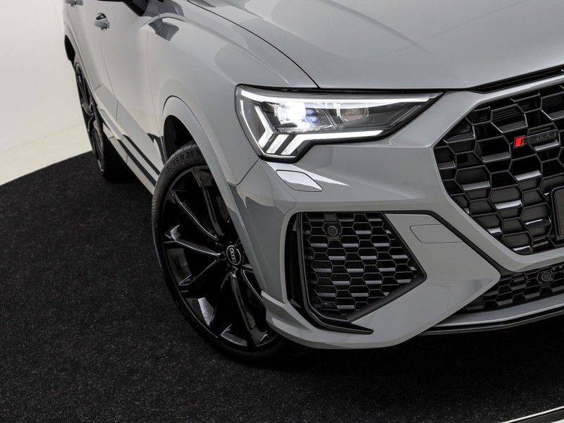 Audi Q3 Sportback TFSI RS 400 pk Pano.Dak   360 Camera   Carbon   Adapt. Cruise   Alcantara Sportstuur   Garantie tot 2026*   afbeelding 15