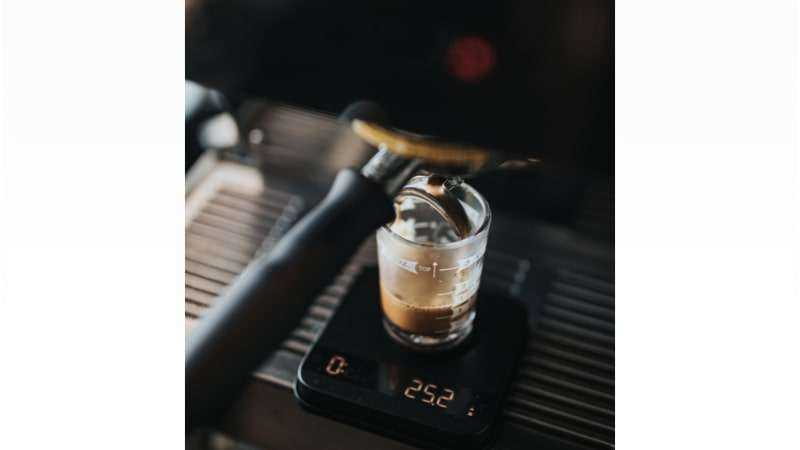 Digital Scale for Espresso Coffee
