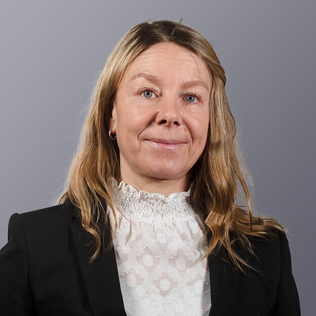 Lise-Lotte Atterling, Quality & Environment Manager