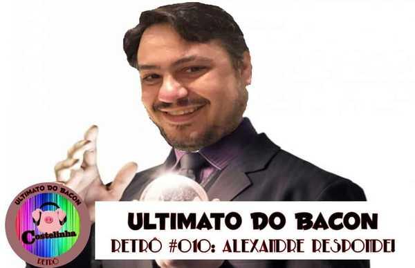 UB Retrô capa do podcast Sobrecast Alexandre Baptista Responde