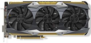 ZOTAC GeForce GTX 1080 Ti AMP Extreme Core