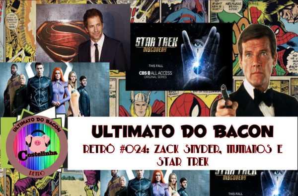 Star Trek: Discovery, Inumanos, Zack Snyder