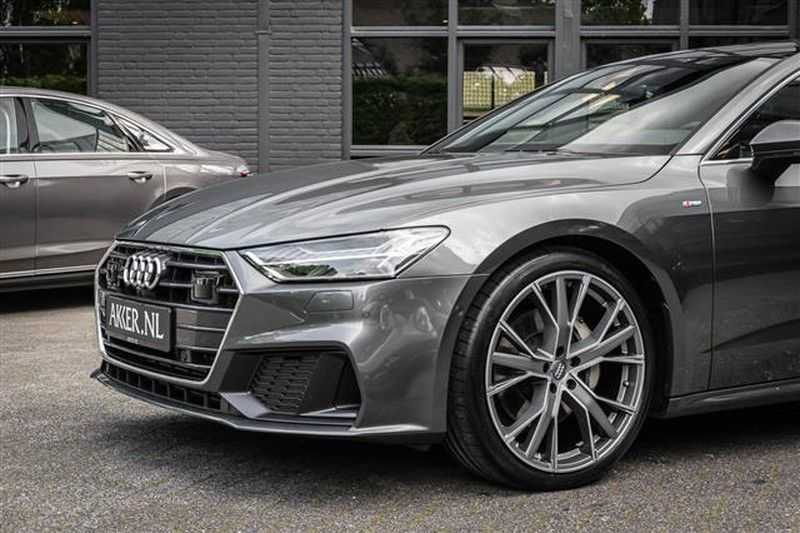 Audi A7 50 TDI ABT S-LINE+LUCHTVERING+3D CAMERA afbeelding 15