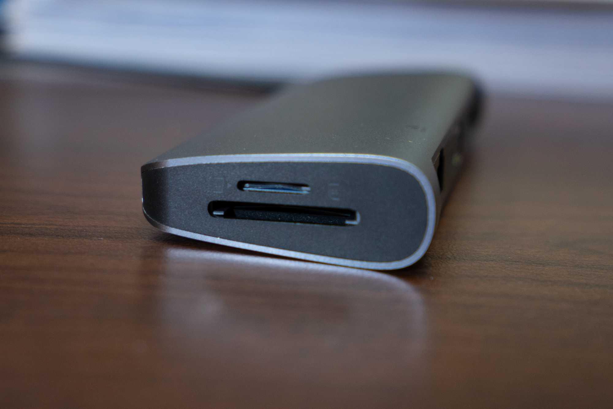 UGREEN USB-C 9-in 1 Multifunctional Adapter SD Card Reader