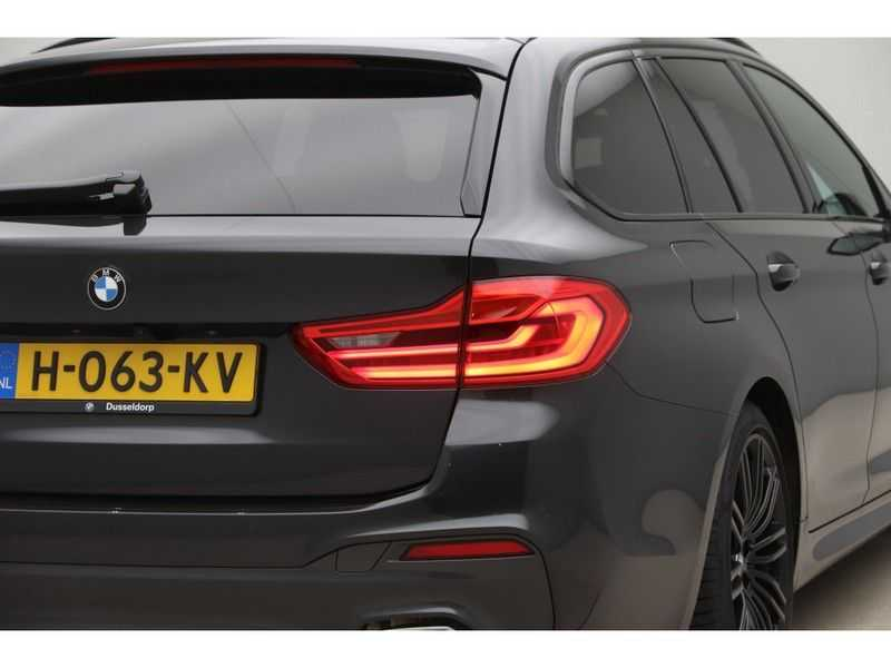 BMW 5 Serie Touring 520i High Executive Edition afbeelding 17