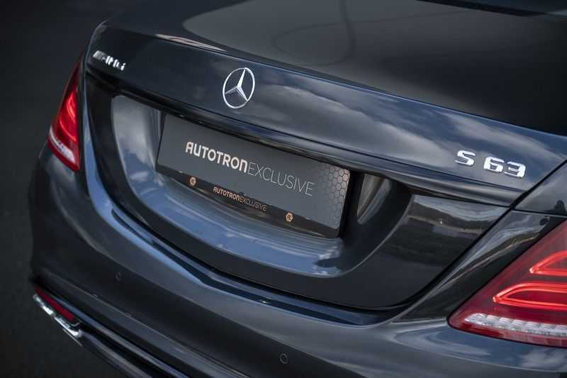 Mercedes-Benz S63 AMG Lang 4-Matic BTW-auto + Magnetite Black + Panoramadak S 63 DISTRONIC Plus + MASSAGE afbeelding 11