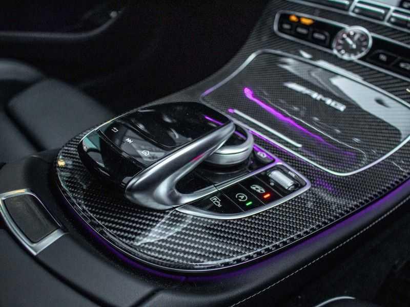 Mercedes-Benz E63 S E-klasse Burmester AMG-Performance-stoelen 63 S AMG 4Matic Premium Plus afbeelding 14