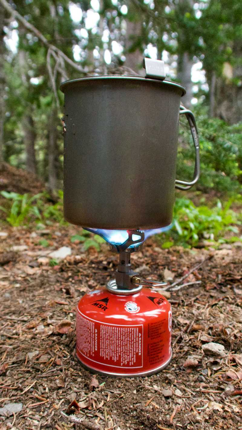 BRS Outdoor BRS-3000T stove