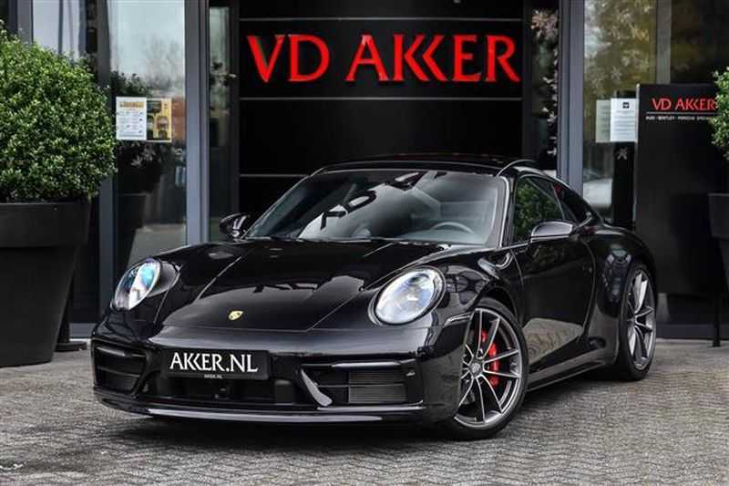 Porsche 911 4S SPORTDESIGN+4WSTURING+LIFT+BURMESTER NP.229K afbeelding 1