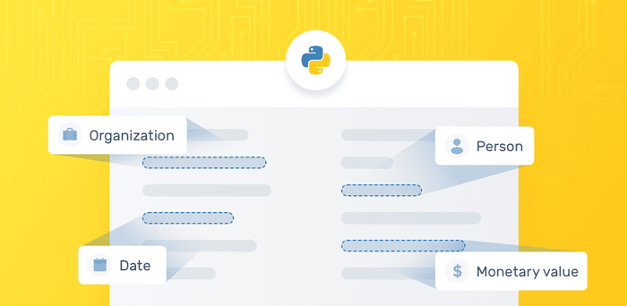 Extract Information Using A Custom Extractor API in Python