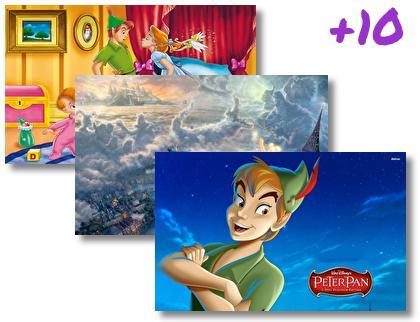 Peter Pan theme pack