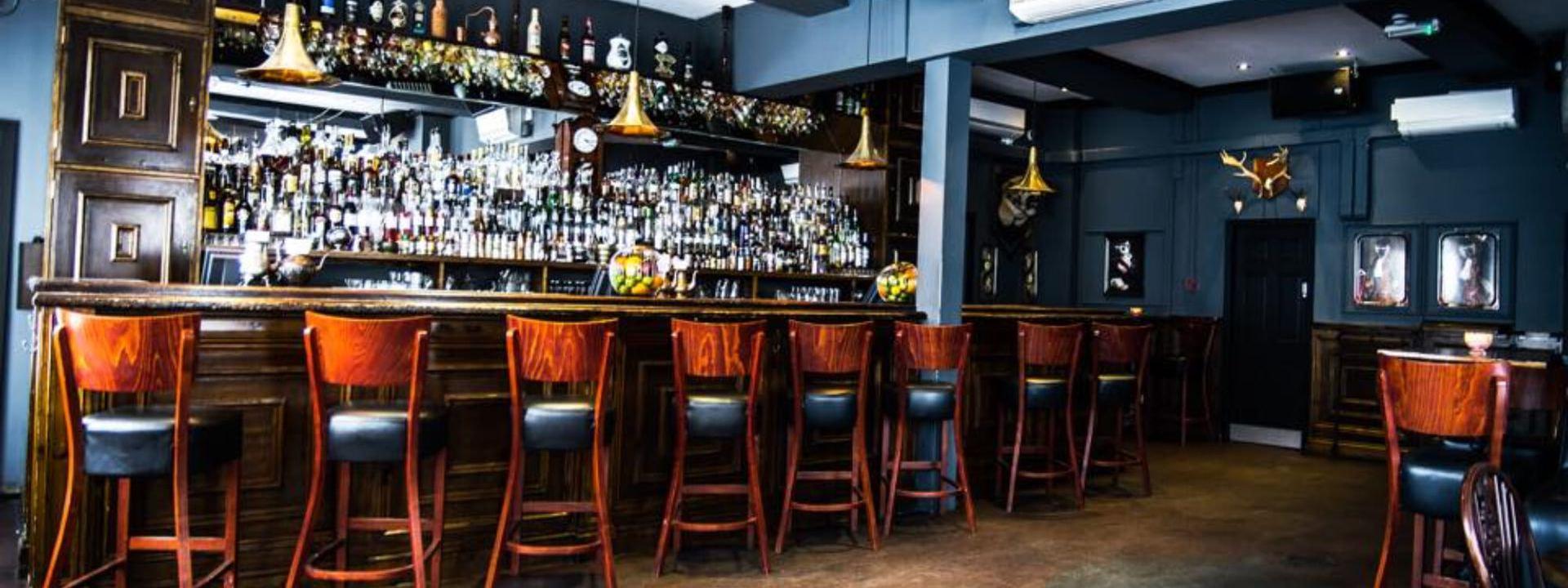 The Maven Call Lane Bar with Seating