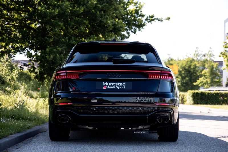 Audi RSQ8 4.0 TFSI RS Q8 quattro RS Dynamic+ designpakket   Carbon Package   360 camera   B&O Advanced   Pano   Beschikbaar vanaf Augustus 2021!! afbeelding 9