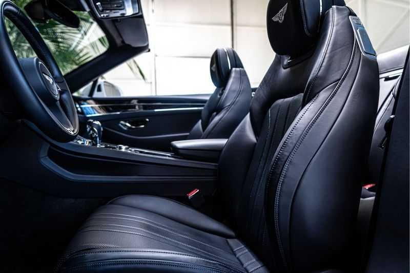 Bentley Continental GTC 6.0 W12 | Dynamic Ride | Comfort Sport | Massage afbeelding 17