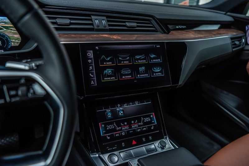 Audi e-tron 55 quattro advanced Pro Line Plus, 408 PK, 4% Bijtelling, Luchtvering, Surround View, Stad/Tour Pakket, B&O, EX. BTW!! afbeelding 7