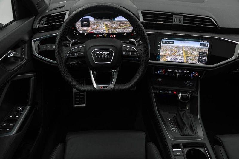 "Audi RSQ3 Sportback 2.5 TFSI 400pk Quattro Panoramadak BlackOptic B&O ValconaLeder+Memory Matrix Navi/MMI DriveSelect Keyless Camera 21"" Pdc afbeelding 3"