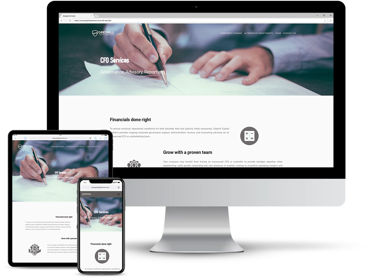 accountant-web-design